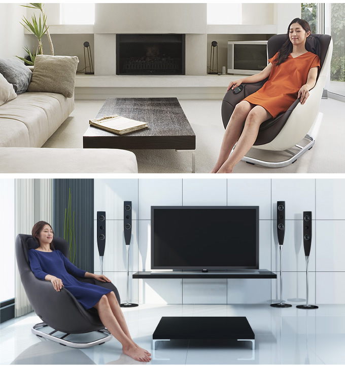 生活空間にとけこむロースタイルデザイン