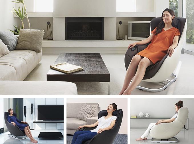 広々とした空間を演出するロースタイルデザイン